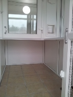 UPVc Penthouse Cattery by Peticular Pens