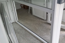 Peticular Pens - Hygienic uPVC Cattery - Clay Hill Cattery - Pen Divider