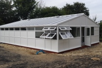 Peticular Pens - Hygienic uPVC Cattery - Clay Hill Cattery