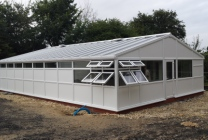 Peticular Pens - Bespoke uPVC Cattery - Clay Hill Cattery