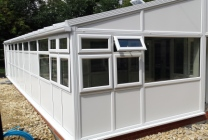 Clay Hill cattery UPVC