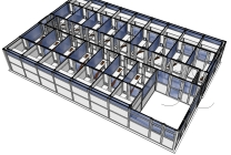 Peticular Pens - Hygienic uPVC Cattery - Clay Hill Cattery - Design
