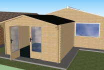 Peticular Pens - Hygienic uPVC Cattery - Hedgerows Cattery & Small Pet Hotel Design
