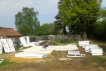Peticular Pens - Hygienic uPVC Cattery - Hedgerows Cattery & Small Pet Hotel Pre-Build