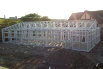 Peticular Pens - Bespoke uPVC Cattery - RSPCA Leeds & Wakefield Rescue - Build