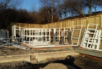 Peticular Pens - Hygienic uPVC Cattery - RSPCA Leeds & Wakefield Isolation - Build