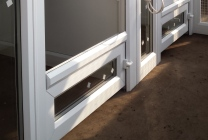 Peticular Pens - Hygienic uPVC Cattery - RSPCA Leeds & Wakefield Isolation - Stable Door