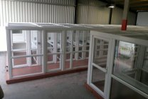 Peticular Pens - Hygienic uPVC Cattery - Lords Hill Cattery