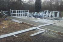 Peticular Pens - Hygienic uPVC Cattery - RSPCA Martlesham - Pre-Build