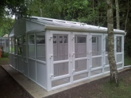 UPVc Ferret House - Completed by Peicular Pens