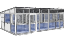 Peticular Pens - Hygienic uPVC Cattery - Cats @ Ratcliffe Luxury Cat Hotel - Design
