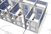 Peticular Pens - Bespoke uPVC Cattery - Cats @ Ratcliffe Luxury Cat Hotel - Design