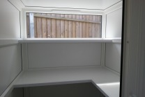 Peticular Pens - Hygienic uPVC Cattery - RSPCA West Norfolk - Sleeping Area