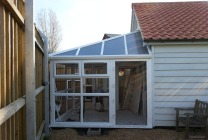 Image Peticular Pens - Bespoke Plastic Cattery- RSPCA West Norfolk - Build