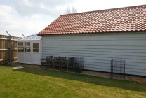 Peticular Pens - Hygienic uPVC Cattery - RSPCA West Norfolk - Front