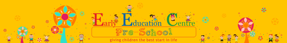 Early Education Centre Pre-School London Header Images