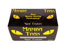 Mamba Trax Shoe Covers