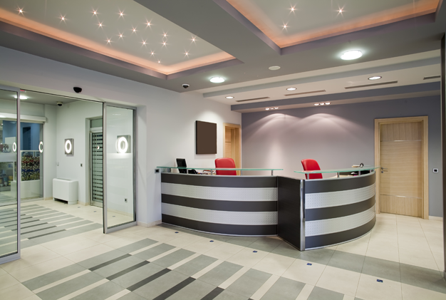 Corporate Architectural Lighting