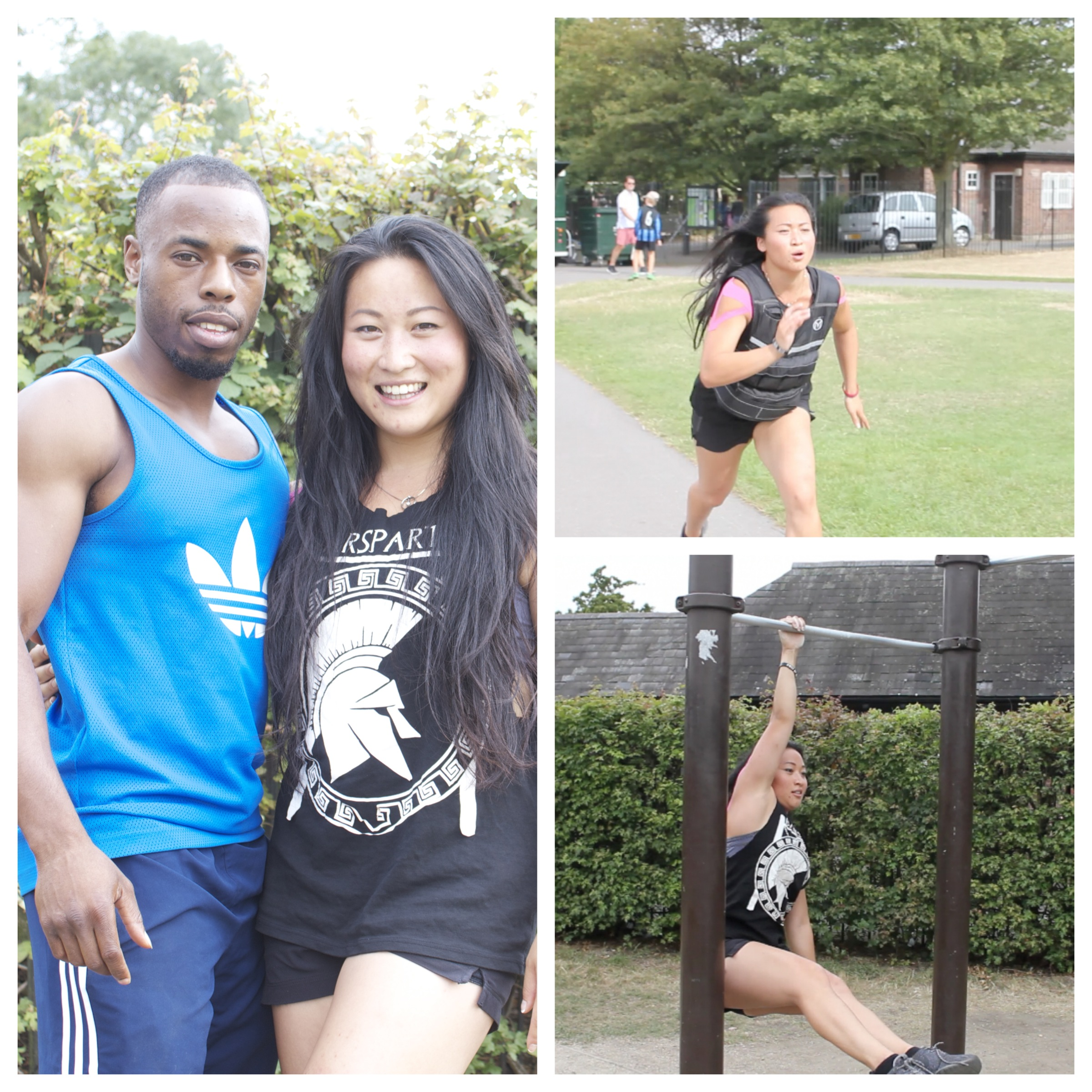 GTN Fitness - Ceo Shortz1 with Lydia Mok
