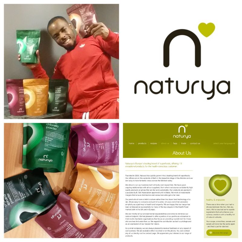 Nick Gtn Mason - Naturya Support
