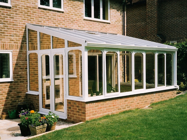 Conservatories for Garden room lean to