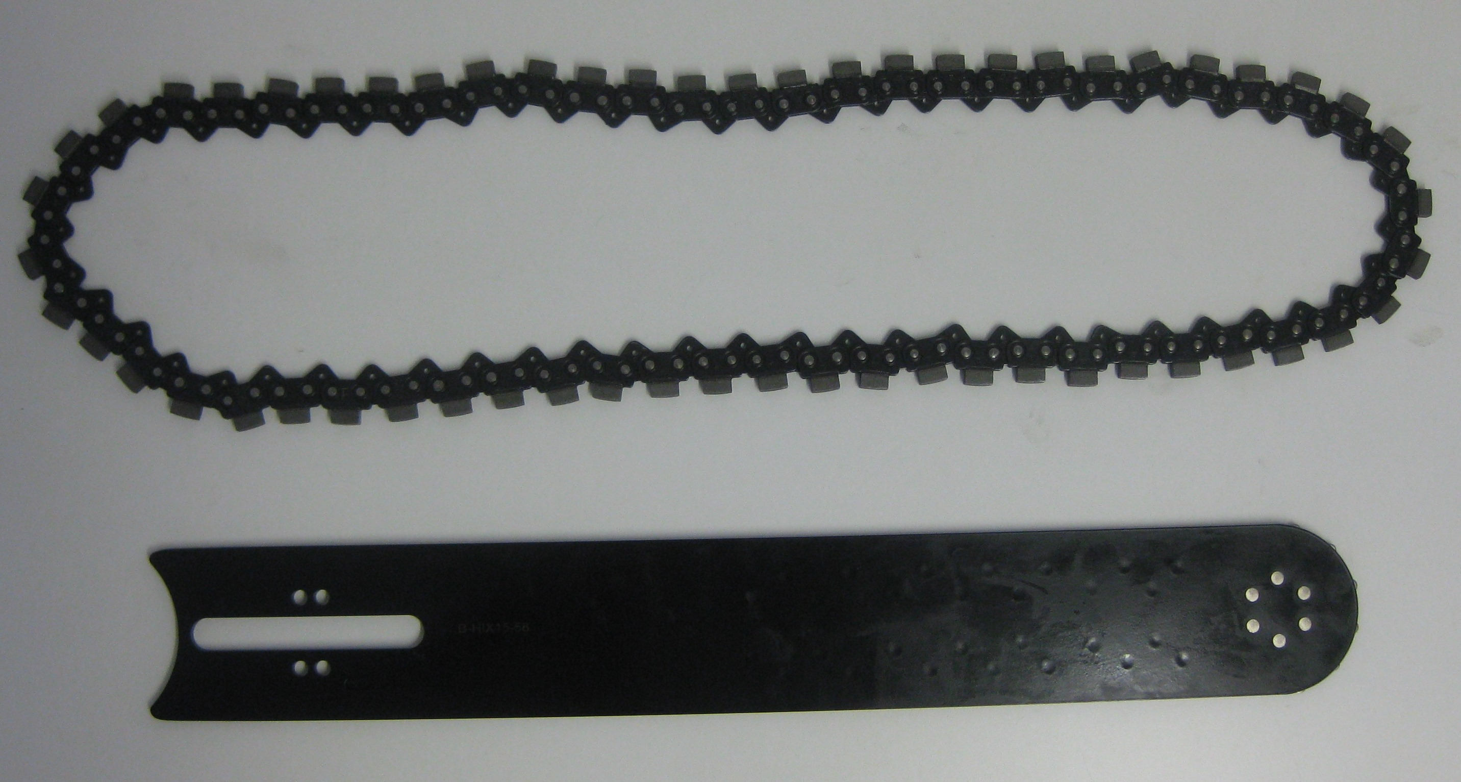 Diamond chain, guide bar, chain saw, chain for saw, ICS chain saw, ICS chain