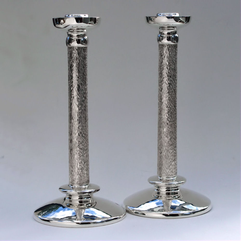 contemporary candlesticks