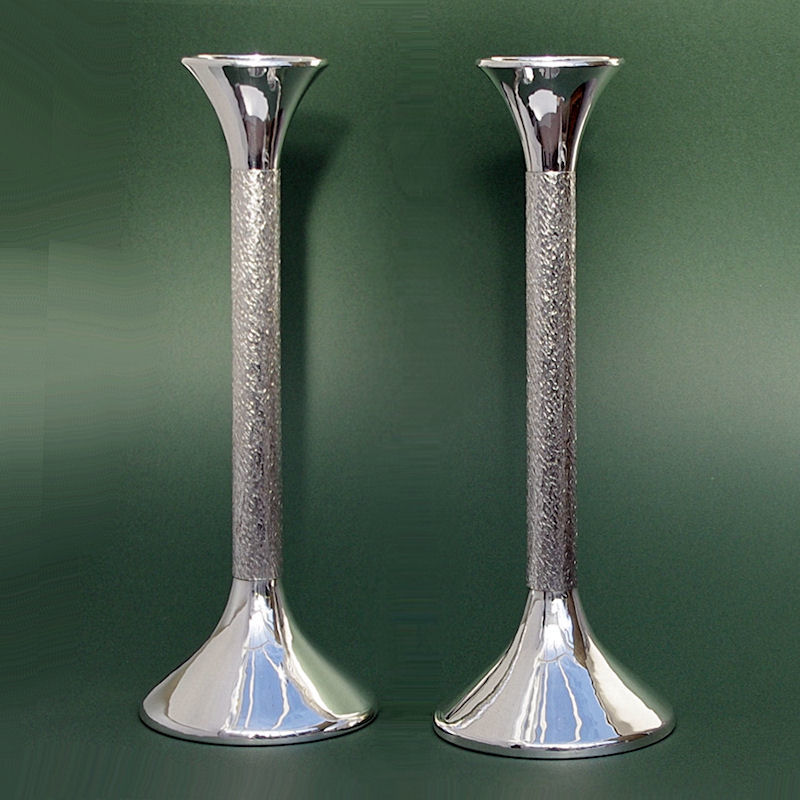 Contemporary Column candlesticks