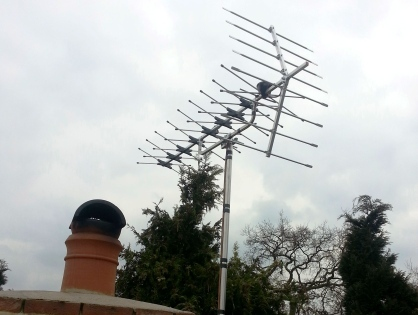 Installing an Aerial