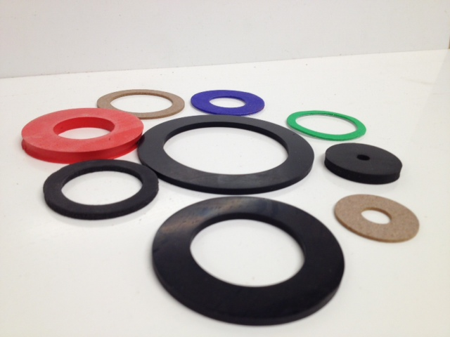 Washers, Nitrile Rubber, EPDM, Neoprene, Natural, Silicone Washers