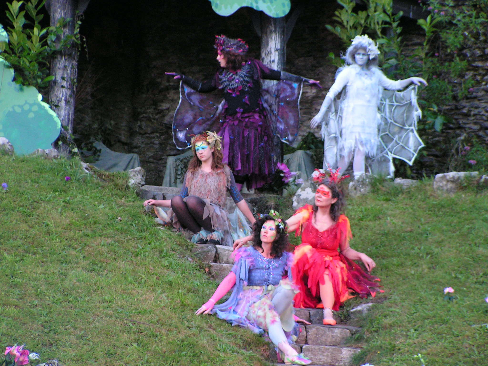 Some of the Faeries