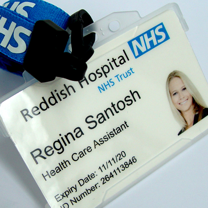 badges, K and R badges, K & R Badges, promotions, personalised name badges, identification, in-house design