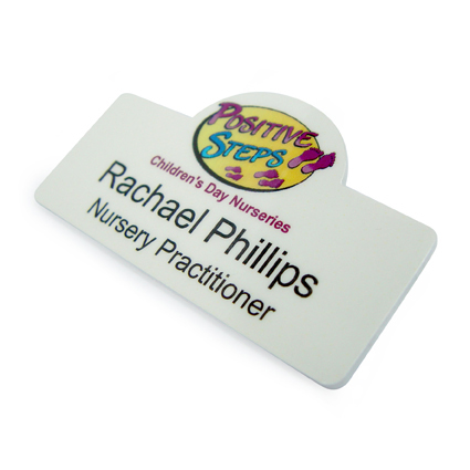 Personalised Name Badges ID Badges