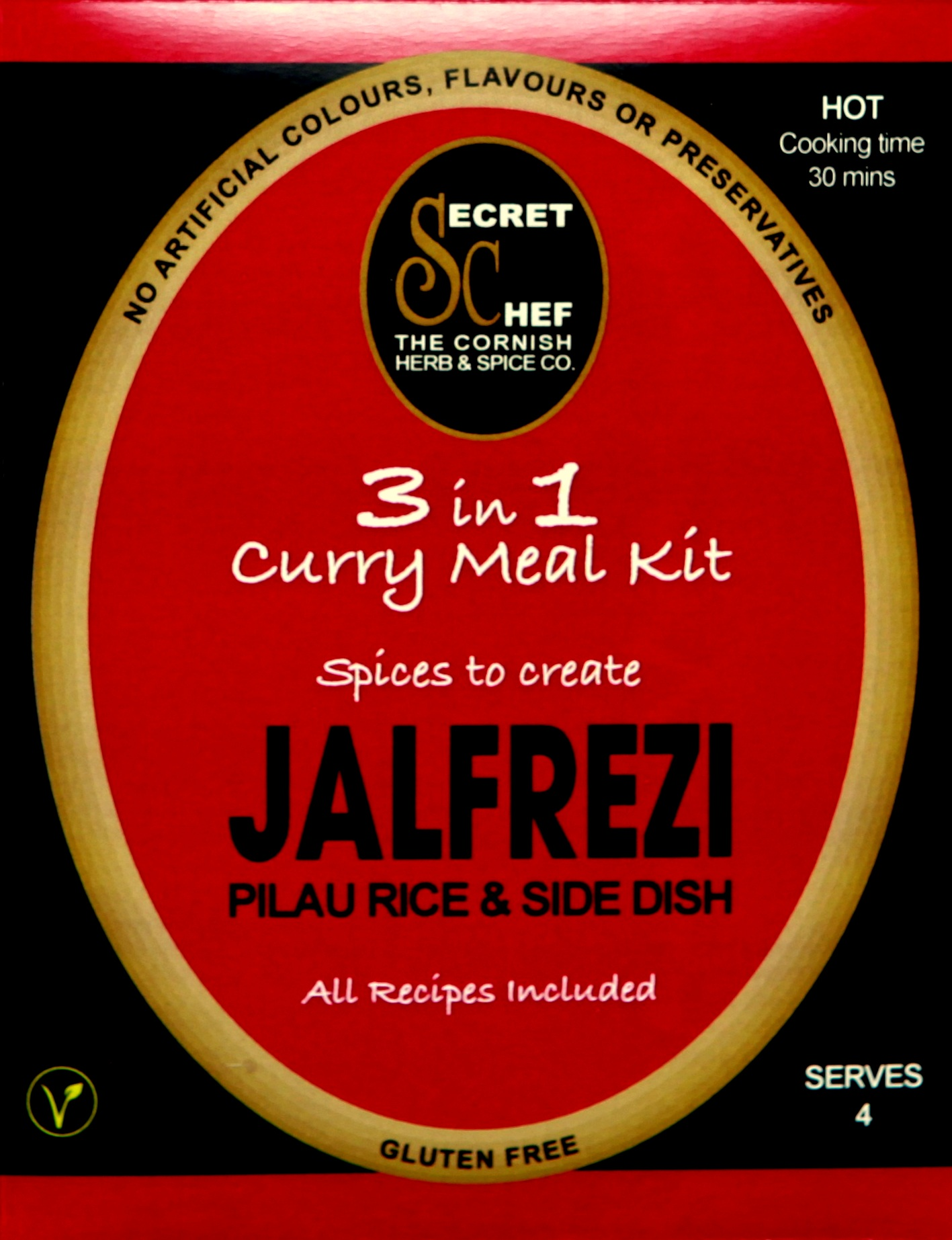 Jalfrezi Curry Meal Kit