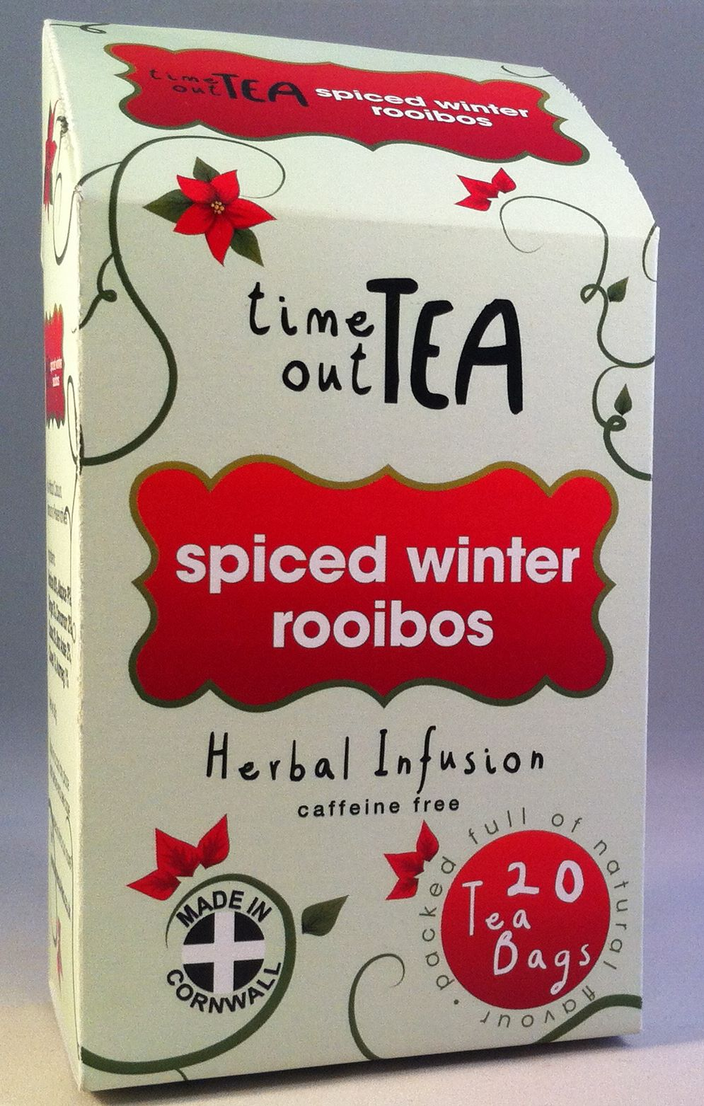 Spiced Winter Rooibos