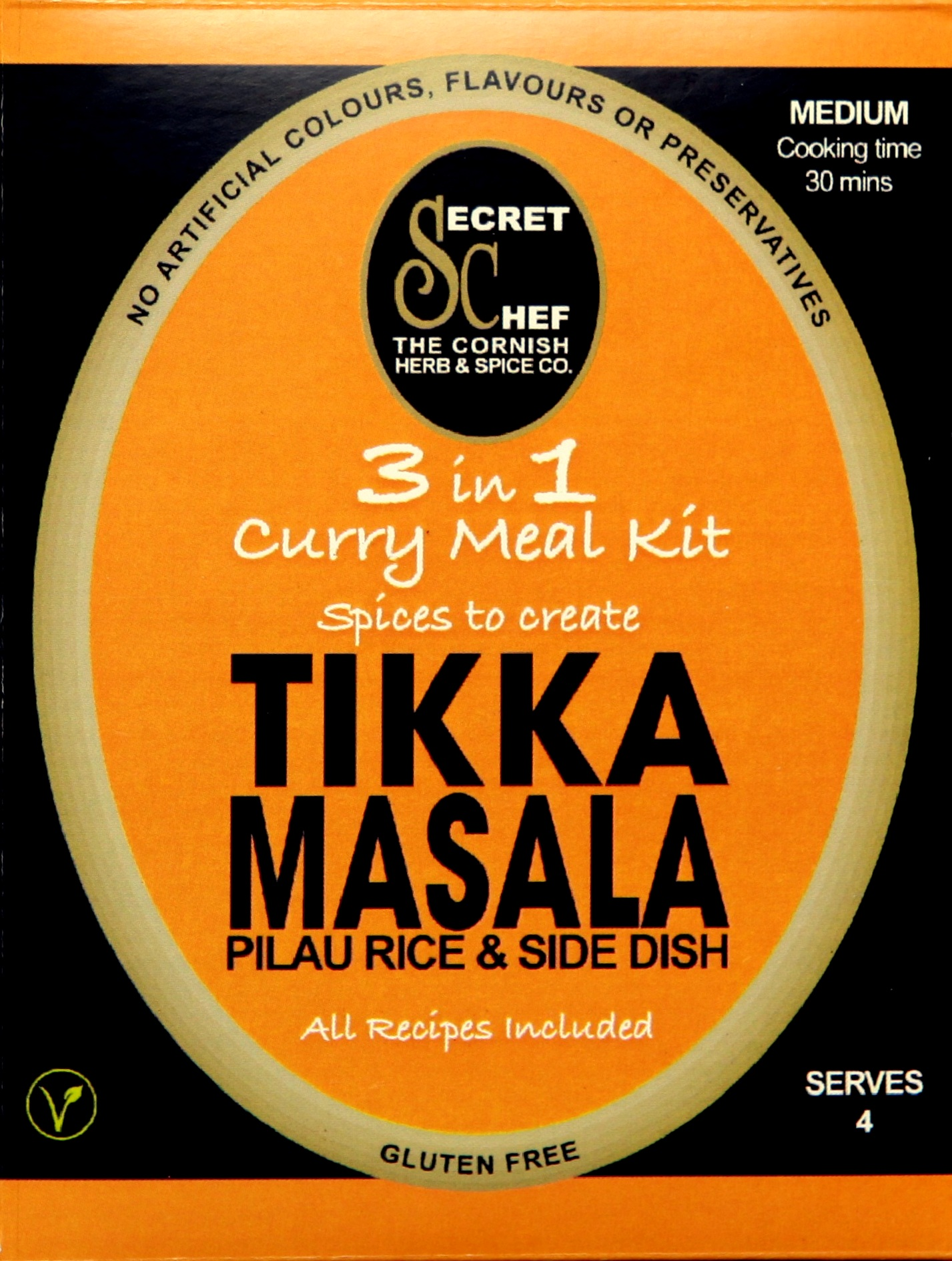 Tikka Masala Curry Meal Kit