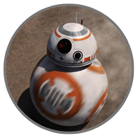 BB8, Force wakens