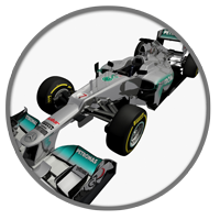 Schumacher Mercedes W03