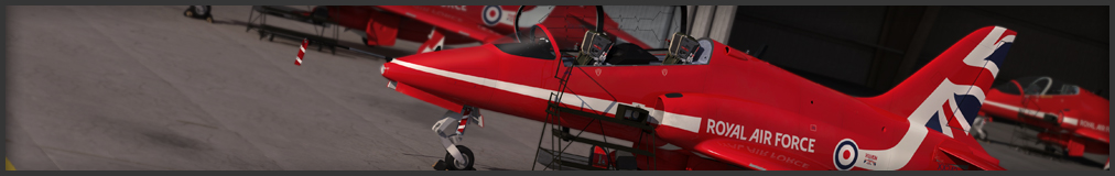 Hawk T1 Red Arrow