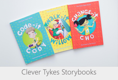Clever Tykes Storybooks