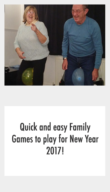 new year games