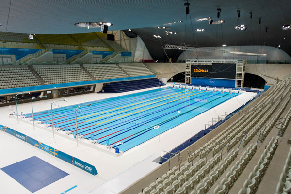 olympic swimming pool 2012 - Olympic Swimming Pool 2012