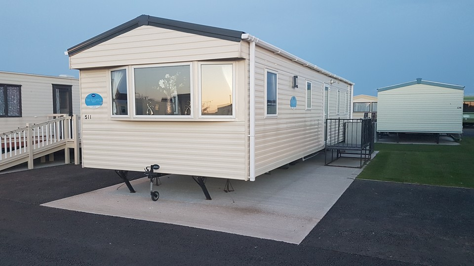 New Caravans To Hire Edwards Towyn  EBay
