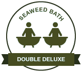 Double Deluxe Seaweed Bath