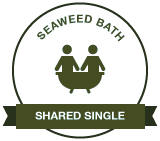 Shared Single Seaweed Bath