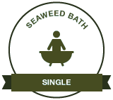 Single Seaweed Bath